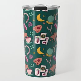 Fortune Telling for Good Luck Travel Mug