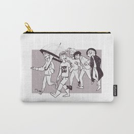 singing in the rain. Carry-All Pouch