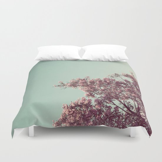 Summer Blossom Duvet Cover