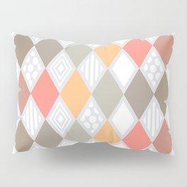 arlequin pattern Pillow Sham