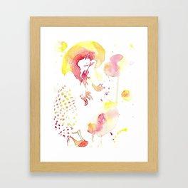 Re Framed Art Print