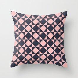 8bit print Throw Pillow