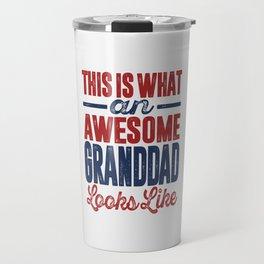 Gift for Granddad Travel Mug