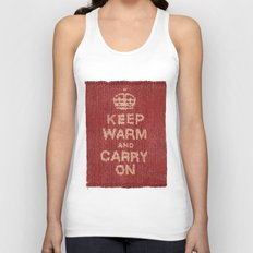 Winter Lovers I Unisex Tank Top