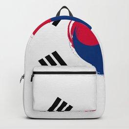 South Korea's Flag Design Backpack