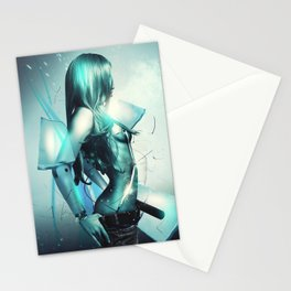 Heartless Stationery Cards