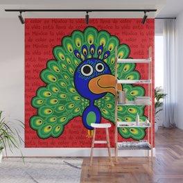 Mexicanitos al grito - Pavi Wall Mural