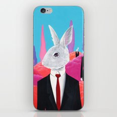 Easter Bunny iPhone & iPod Skin