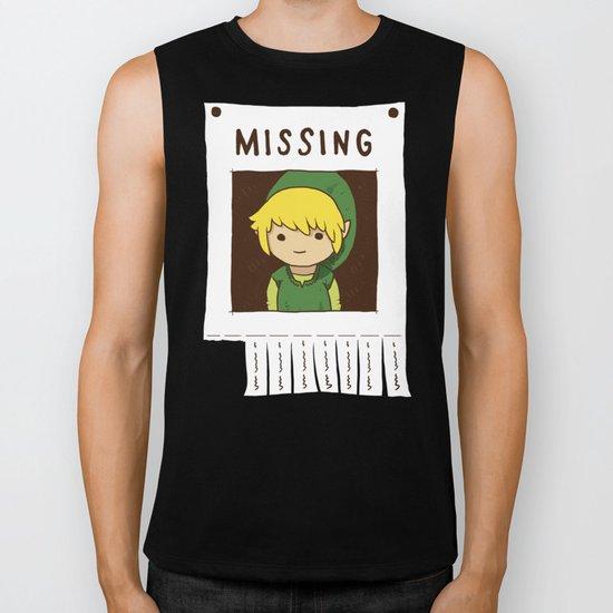 Missing Link Biker Tank