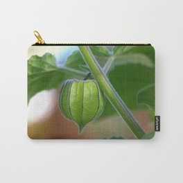 Physalis Carry-All Pouch