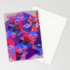 Everything is on the inside Stationery Cards