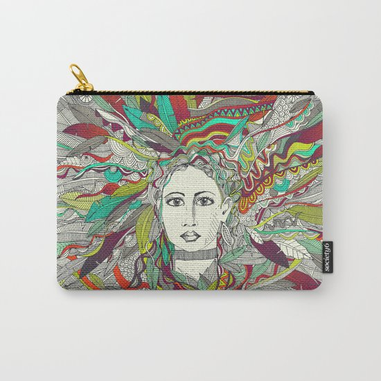 Goddess Aurora Carry-All Pouch