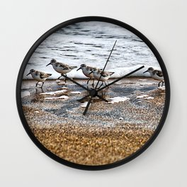Run Run Run Wall Clock