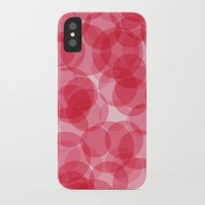 Celebrate with pink! Slim Case iPhone X