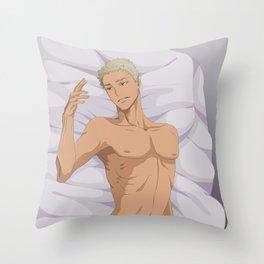sengoku san Throw Pillow