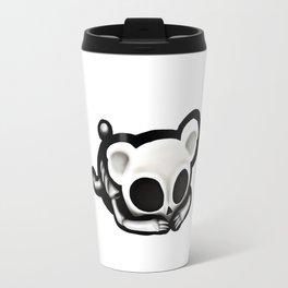 Skeleton bear Travel Mug