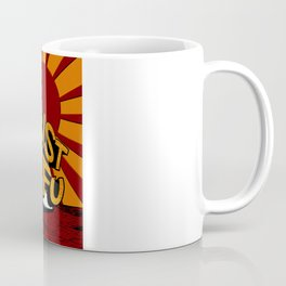 Christ Fu - Love Thy Unconscious Enemy Coffee Mug