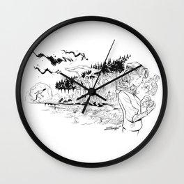 HarryPotter and the prisoner of Azkaban Wall Clock