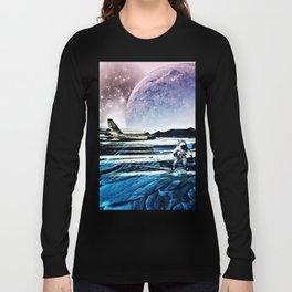 Translucent Planet by GEN Z Long Sleeve T-shirt
