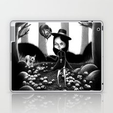 Ride on Lawn Laptop & iPad Skin