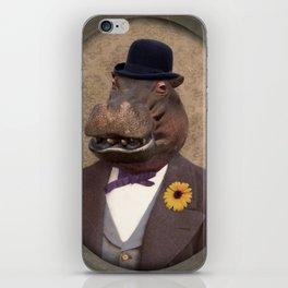 Mr. George E. Worthington iPhone Skin
