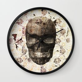 This Place is Death Wall Clock