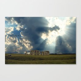 Stonehenge I Canvas Print