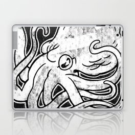 Octopus Print Laptop & iPad Skin