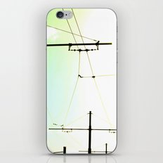 connected iPhone Skin