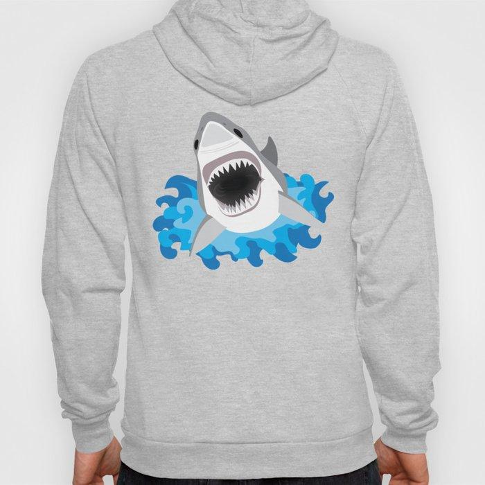 Shark Attack #2 Hoody