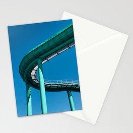 Log Flume Stationery Cards