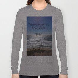 Salt Water Long Sleeve T-shirt