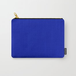 Zaffre - solid color Carry-All Pouch