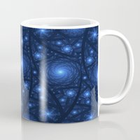 starry night Mugs featuring Starry Starry Night by Lyle Hatch