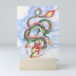 Rufus Mini Art Print