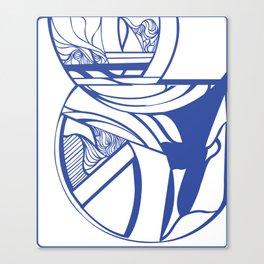 C8 Canvas Print