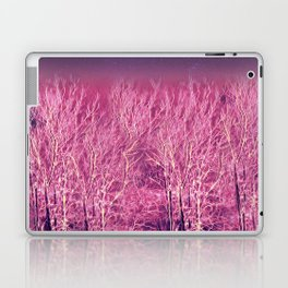 Starry Night in a Magic Forest Laptop & iPad Skin