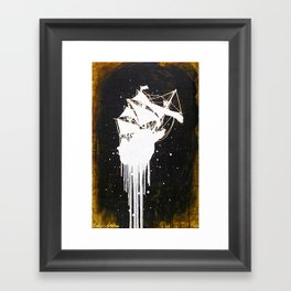 """""""The Final Voyage"""" Framed Art Print"""