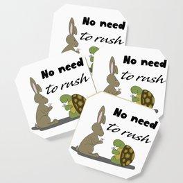 No rush Coaster