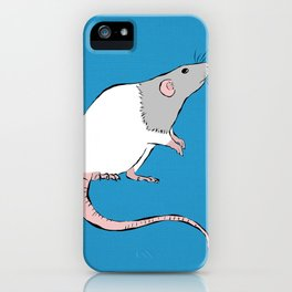 Rattie iPhone Case