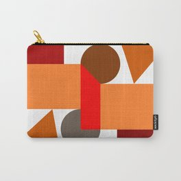 Balancing geometric shapes Carry-All Pouch
