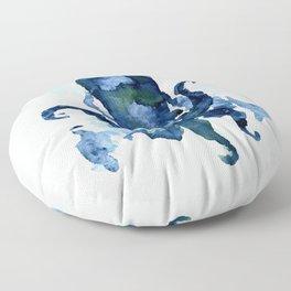 Oceanic Octo Floor Pillow