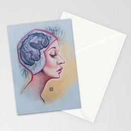 Brain Cramp Stationery Cards