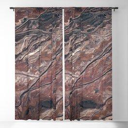 Art Piece by Anton Sharov Blackout Curtain