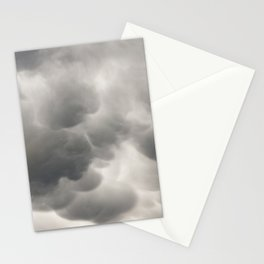 Mammatus Clouds 2 Stationery Cards