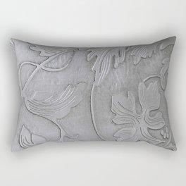 Flower steel Rectangular Pillow