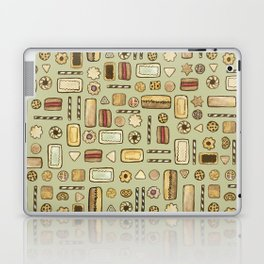 cookies green Laptop & iPad Skin