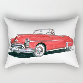 50 Olds Futuramic Rectangular Pillow