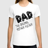dad T-shirts featuring Dad by Jessa