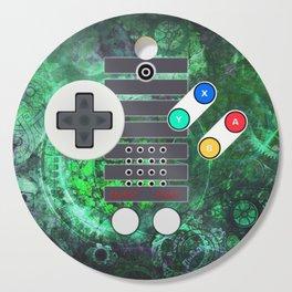 Classic Steampunk Game Controller Cutting Board